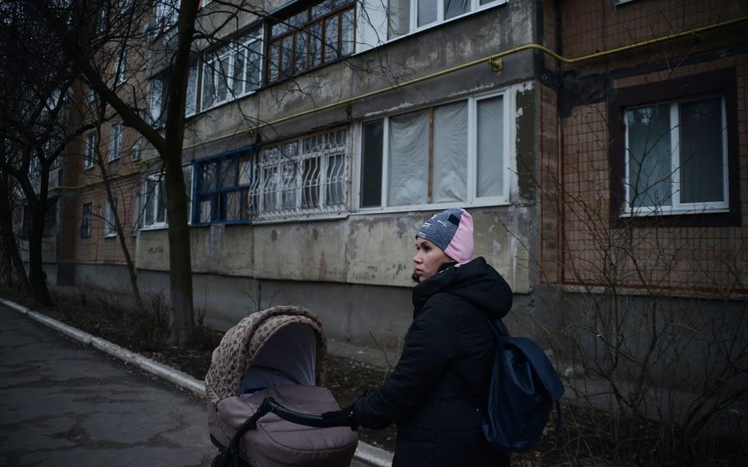 Les nouveaux-nés du Donbass