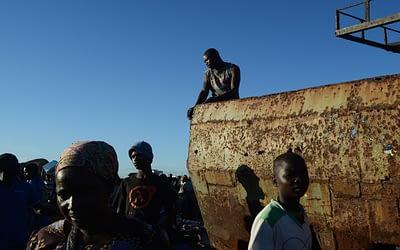 Mozambique, l'effet papillon