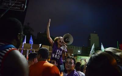 Brésil, les féministes contre l'extrême-droite