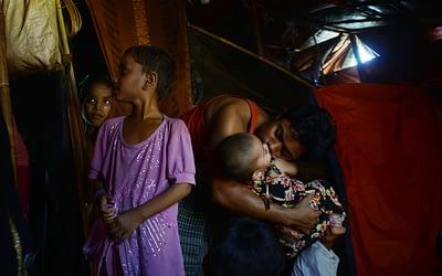 Bangladesh, les camps Rohingyas