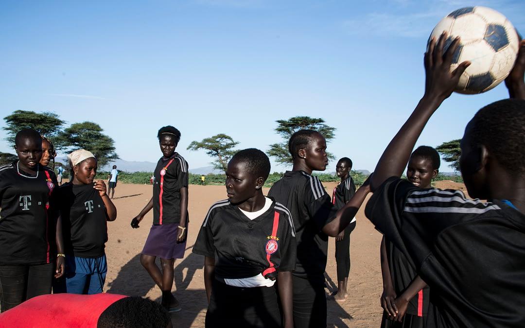 Kenya, le camp de Kakuma